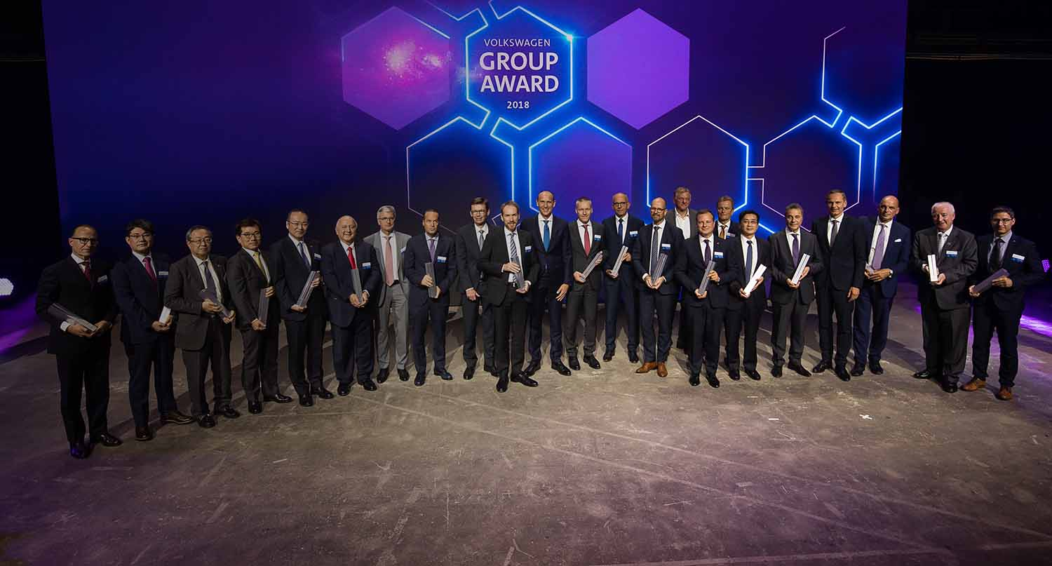 Group Award 2018